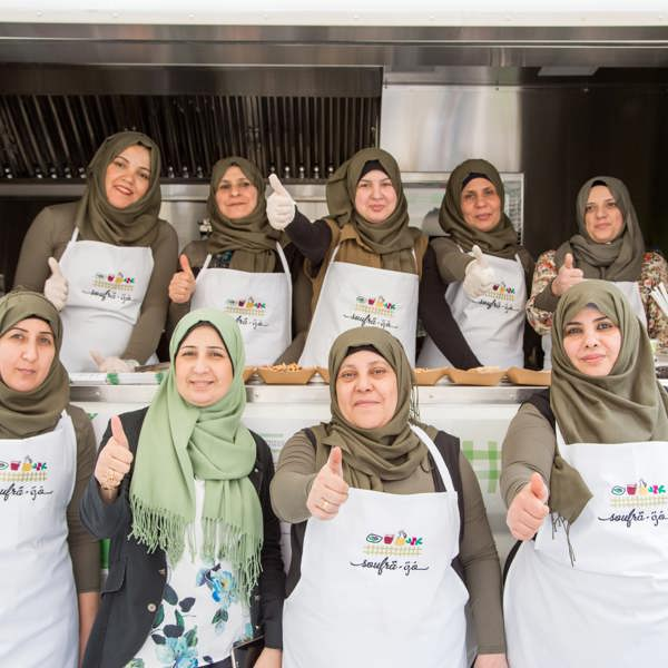 Read: Bringing Economic Opportunity to Female Refugees in Lebanon